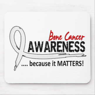 Awareness 2 Bone Cancer Mouse Pad