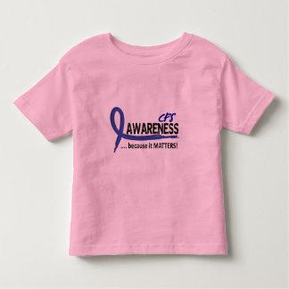 Awareness 2 CFS Toddler T-shirt