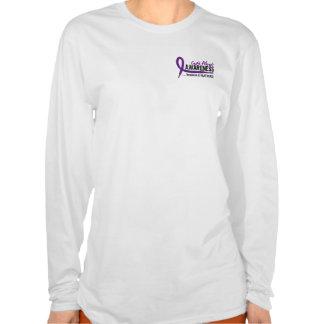 Awareness 2 Cystic Fibrosis T Shirt