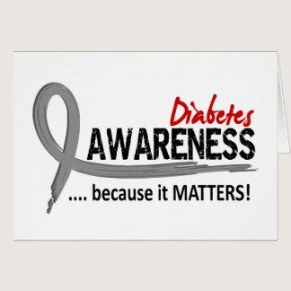 Awareness 2 Diabetes Card