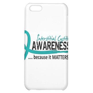 Awareness 2 Interstitial Cystitis Case For iPhone 5C