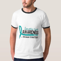 Awareness 2 Interstitial Cystitis T-Shirt