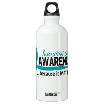 Awareness 2 Interstitial Cystitis Water Bottle