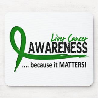 Awareness 2 Liver Cancer Mousepad