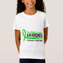 Awareness 2 Non-Hodgkin's Lymphoma T-Shirt