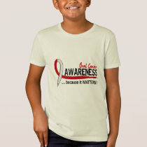 Awareness 2 Oral Cancer T-Shirt