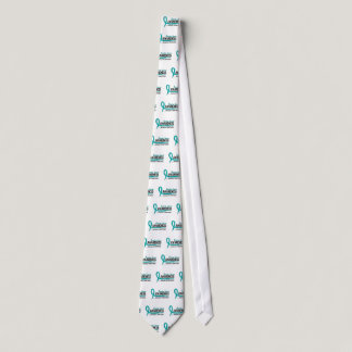 Awareness 2 Ovarian Cancer Neck Tie