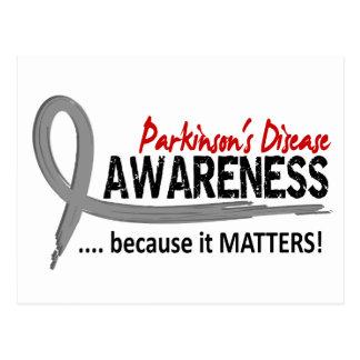 Awareness 2 Parkinson s Disease Post Card