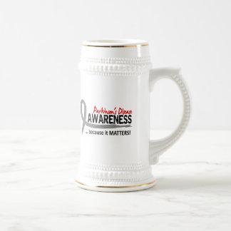Awareness 2 Parkinson's Disease Coffee Mug
