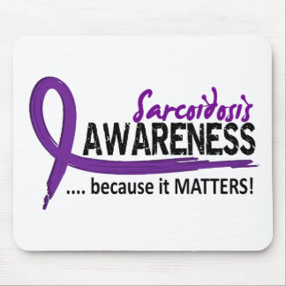 Awareness 2 Sarcoidosis Mouse Pad