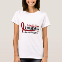 Awareness 2 Sickle Cell Disease T-Shirt