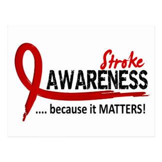 Awareness 2 Stroke Postcard