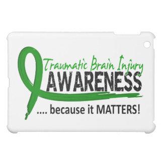 Awareness 2 Traumatic Brain Injury TBI iPad Mini Cover
