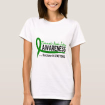 Awareness 2 Traumatic Brain Injury TBI T-Shirt