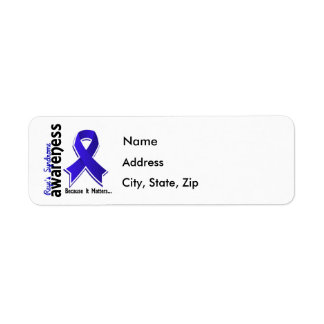 Awareness 5 Reye's Syndrome Label