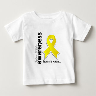 Awareness 5 Spinal Bifida Baby T-Shirt