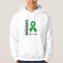 Awareness 5 Traumatic Brain Injury TBI Hoodie