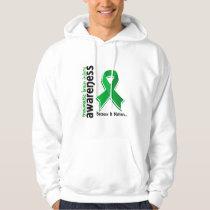 Awareness 5 Traumatic Brain Injury TBI Hoodie