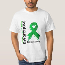 Awareness 5 Traumatic Brain Injury TBI T-Shirt