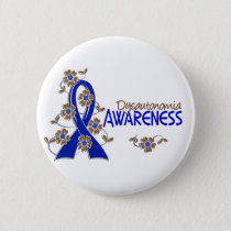 Awareness 6 Dysautonomia Pinback Button