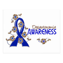 Awareness 6 Dysautonomia Postcard