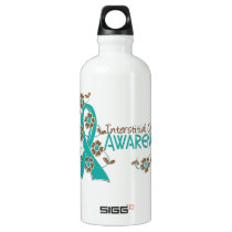 Awareness 6 Interstitial Cystitis Water Bottle