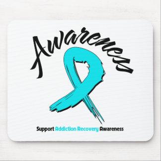 AWARENESS Addiction Recovery Mousepad