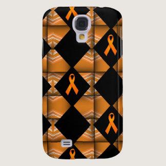 Awareness Basket Leukemia Samsung S4 Case