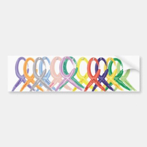 Awareness Bumper Sticker