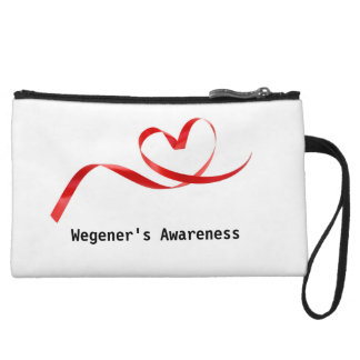 Awareness for Wegener's Disease Hand bag