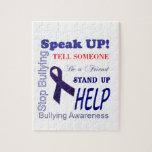 Awareness Gift Anti Bullying Puzzle