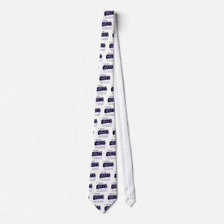 Awareness - Hodgkins Lymphoma Ribbon Neck Tie