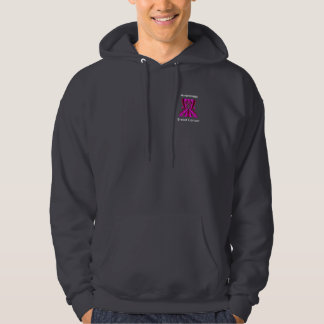 Awareness Hooded Mens Sweatshirt
