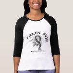 Awareness I Run For Brain Tumor T Shirt