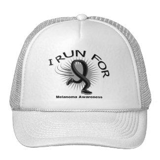 Awareness I Run For Melanoma Trucker Hat