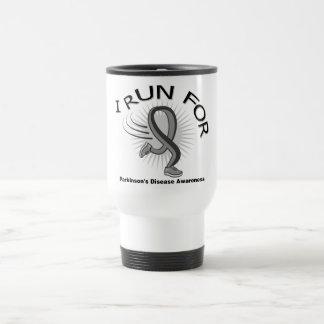 Awareness I Run For Parkinson's Disease Mug
