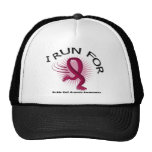 Awareness I Run For Sickle Cell Anemia Trucker Hat