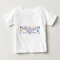 Awareness items baby T-Shirt