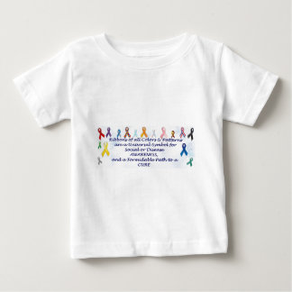 Awareness items baby T-Shirt