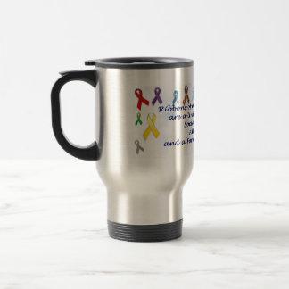 Awareness items travel mug