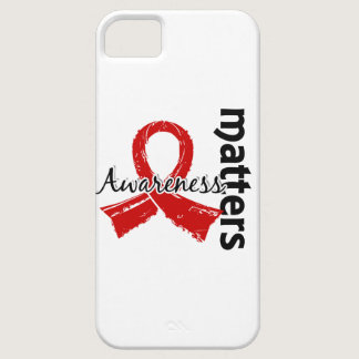 Awareness Matters 7 AIDS iPhone SE/5/5s Case