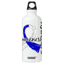 Awareness Matters 7 ALS Aluminum Water Bottle