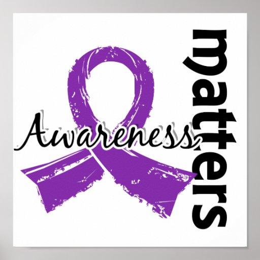 Awareness Matters 7 Alzheimer's Disease Print