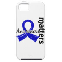Awareness Matters 7 Anal Cancer iPhone SE/5/5s Case