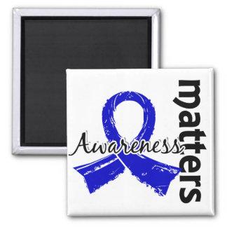 Awareness Matters 7 Ankylosing Spondylitis 2 Inch Square Magnet