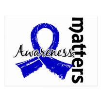 Awareness Matters 7 Ankylosing Spondylitis Postcard