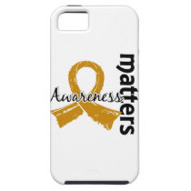Awareness Matters 7 Appendix Cancer iPhone SE/5/5s Case