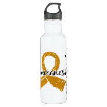 Awareness Matters 7 Appendix Cancer Water Bottle