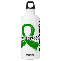 Awareness Matters 7 Bile Duct Cancer Aluminum Water Bottle