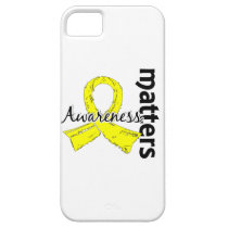 Awareness Matters 7 Bladder Cancer iPhone SE/5/5s Case